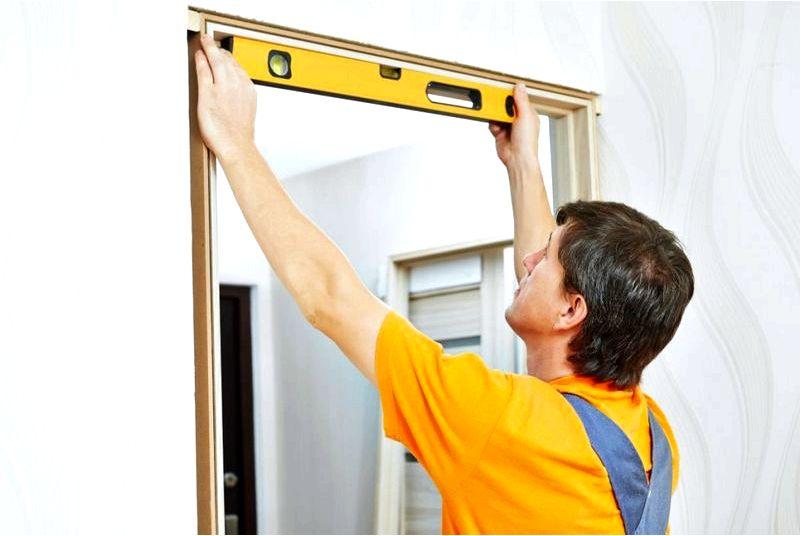 Каковы типичные размеры дверных проемов-вдохновение и советы