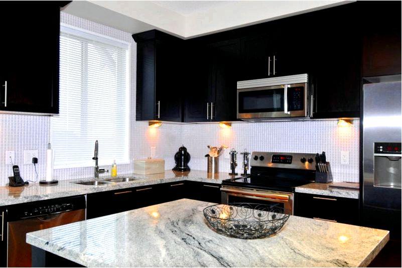Каменные столешницы-посмотрите, как они украсят вашу кухню-дизайн