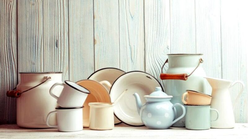 Ретро кухня-что помнить при оформлении кухни в старом