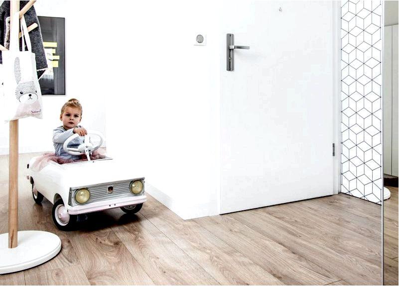 Квартира в белом-вечное решение-дизайн интерьера