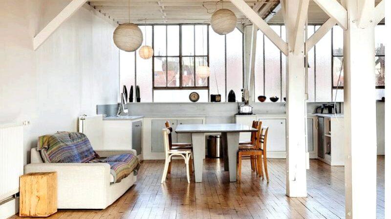 Квартира в эко — стиле-будьте в курсе-дизайн интерьера