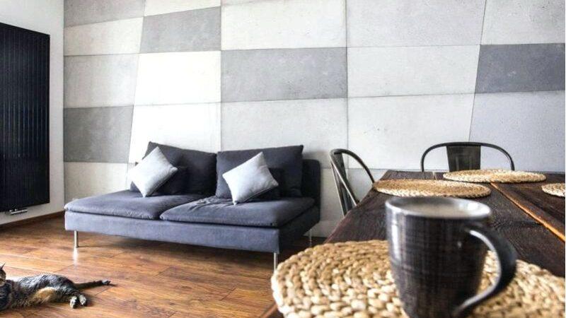 Модные стены-дизайнерские аранжировки