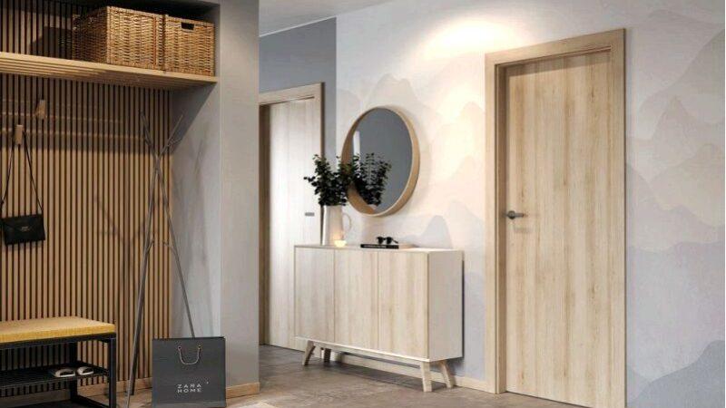 Модные предложения дверей для весеннего ремонта-двери-вдохновение и