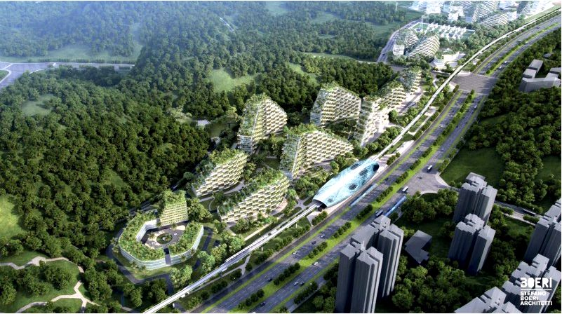 Самый экологичный город мира