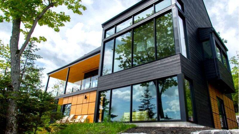 Самые интересные проекты домов для одной семьи и прикладные