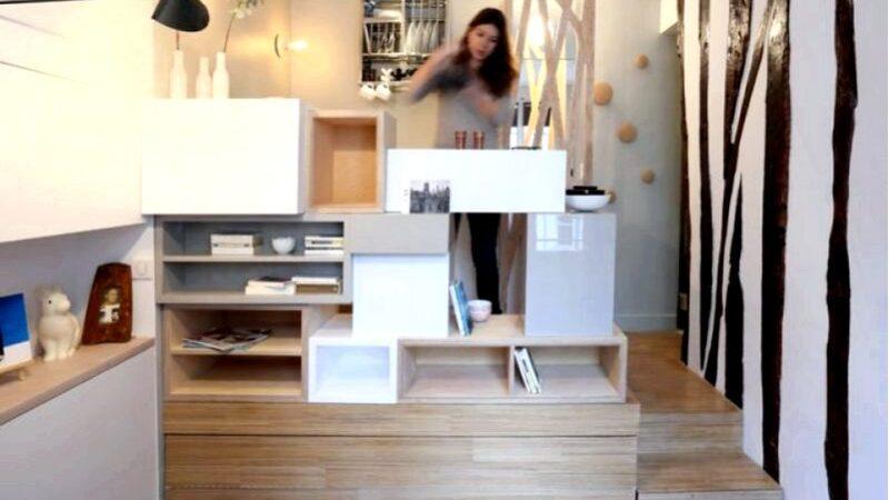 Самые маленькие квартиры в польше