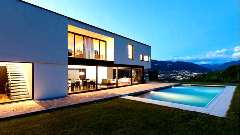 Современные окна-дизайн интерьера для xxi века-декор