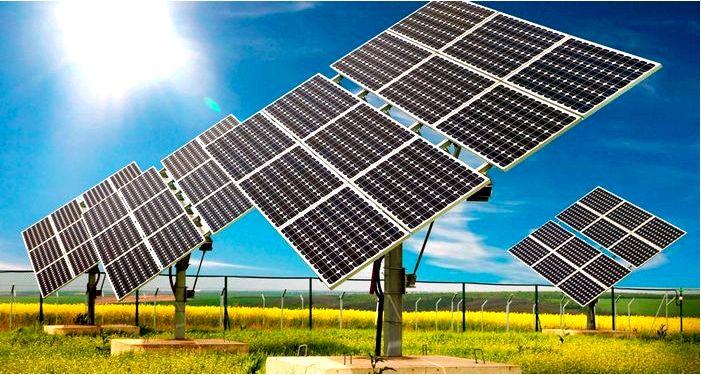 Дрейфующие фотоэлектрические фермы