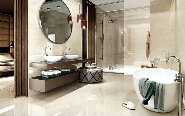 Як купити керамічну плитку для ванної кімнати і як читати етикетки