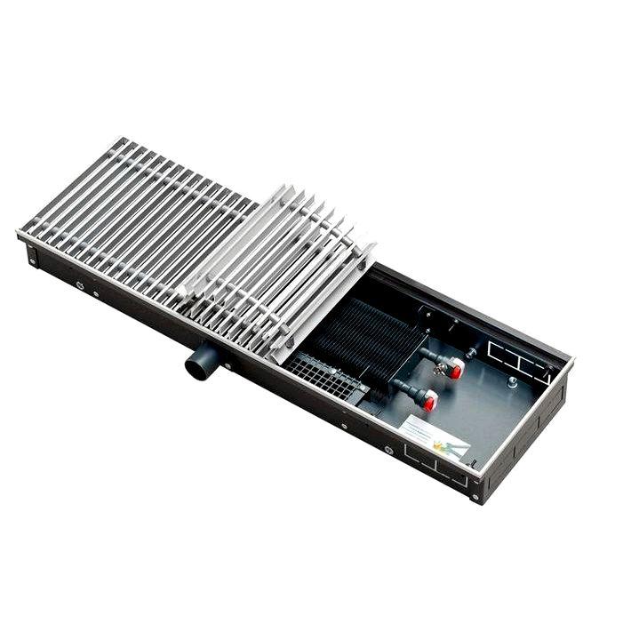 Канальные радиаторы — эстетически привлекательное отопление помещений