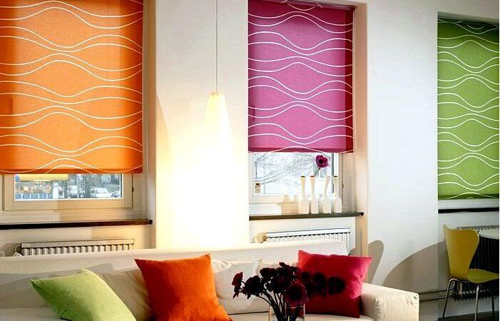 Жалюзи и рулонные шторы для офиса — проверенные решения