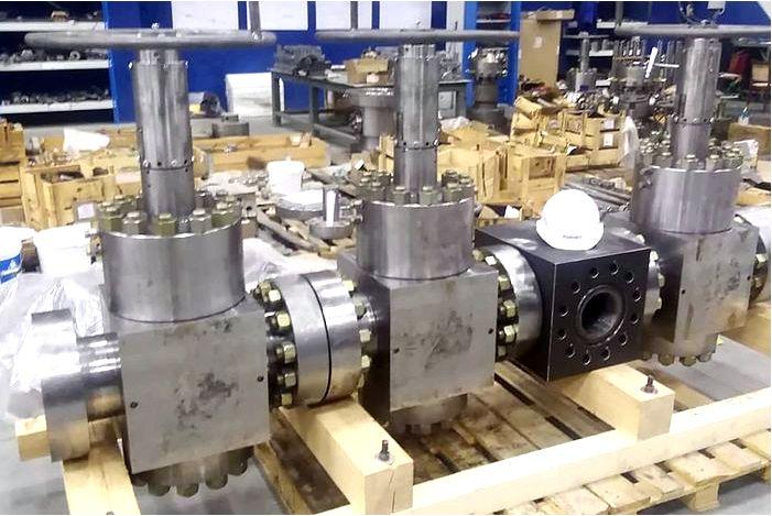 Что входит в состав промышленной арматуры?