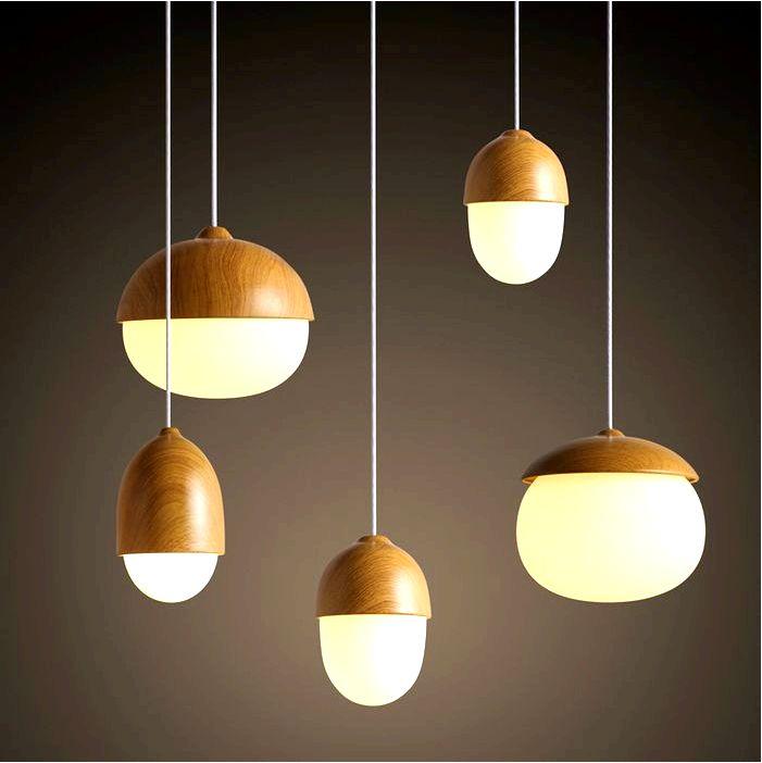 Модные и стильные подвесные светильники