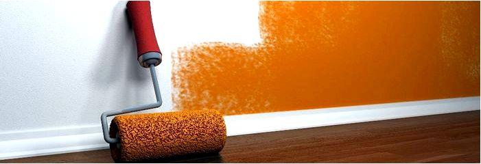 Інтер'єрна фарба для фарбування стін-яку вибрати?