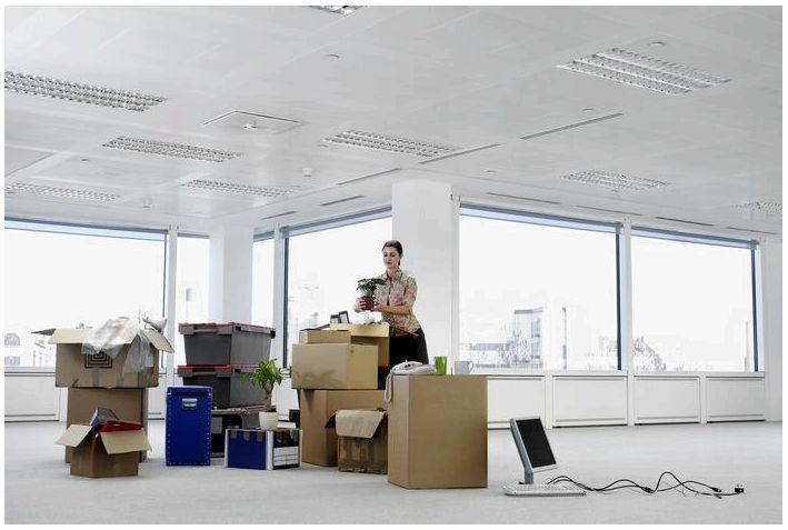 Как выбрать мувинговую компанию для переезда офиса