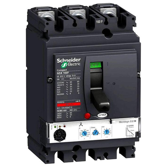 Переваги вимикачів Schneider