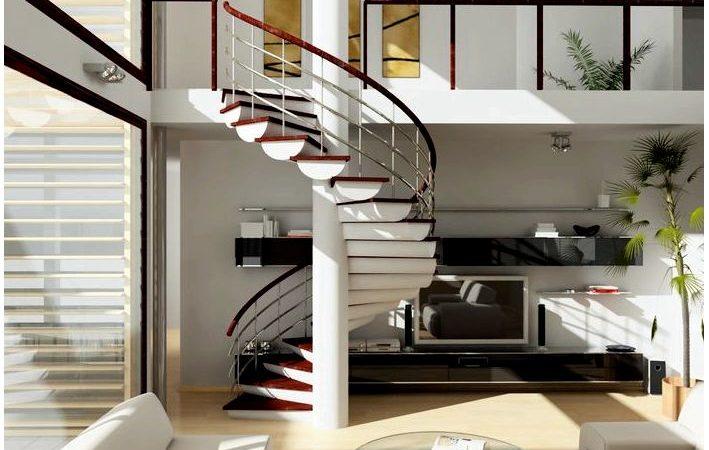 Что нужно учитывать при выборе дизайна лестницы