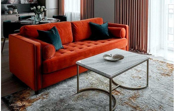 Як вибрати прямий диван в інтер'єр