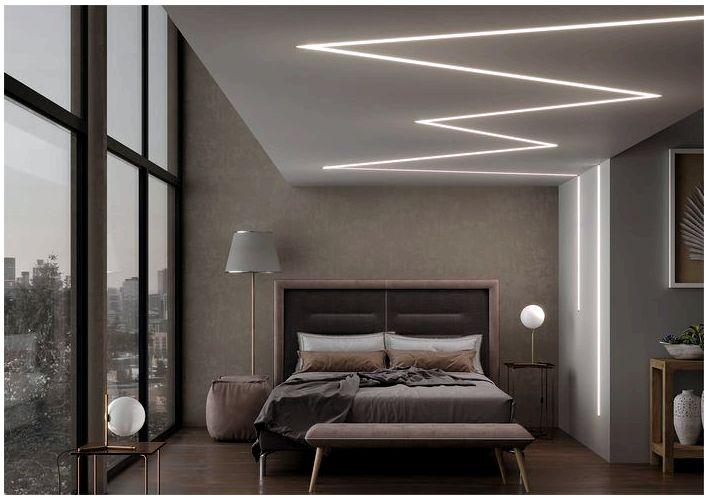 Как выбрать LED освещение для комнаты?