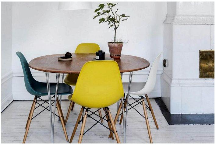 Как выбрать стул для кухни?